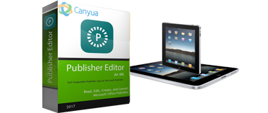 Publisher Expert for iPad